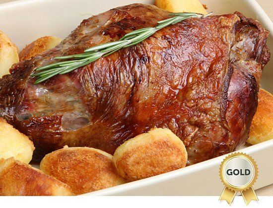 LAMB - A perfect joint for roasting!