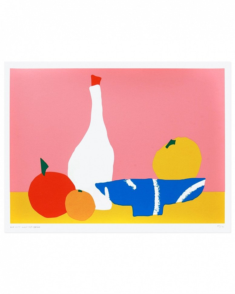 SALE - Still Life With a Fruit Bowl!