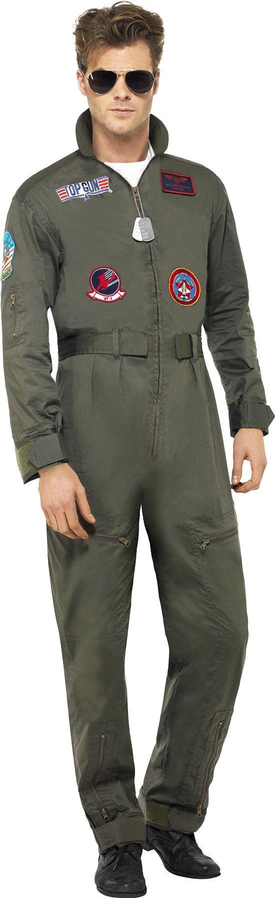 Top Gun Deluxe Jumpsuit - £58.00!