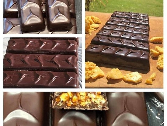 Vegan versions of all your FAVOURITE Choc bar: Bueno, Daim, Twix and more!
