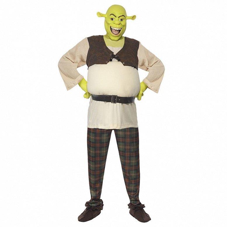 DRESS UP - Shrek Costume: £54.00!