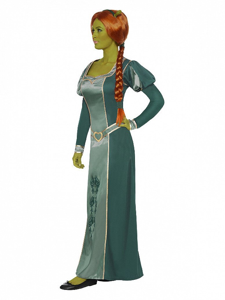 FANCY DRESS - Princess Fiona Costume: £47.50