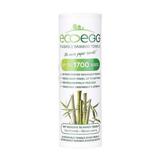 ecoegg Bamboo Towels: £9.99