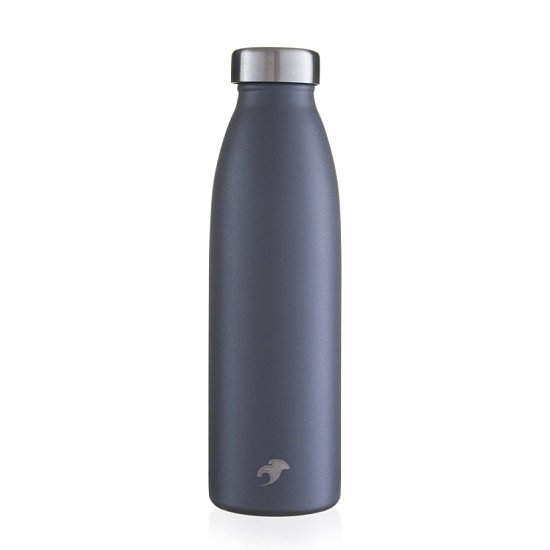 NEW- 500ml Anthracite Grey Life Collection Stainless Steel Insulated Bottle: £18.00