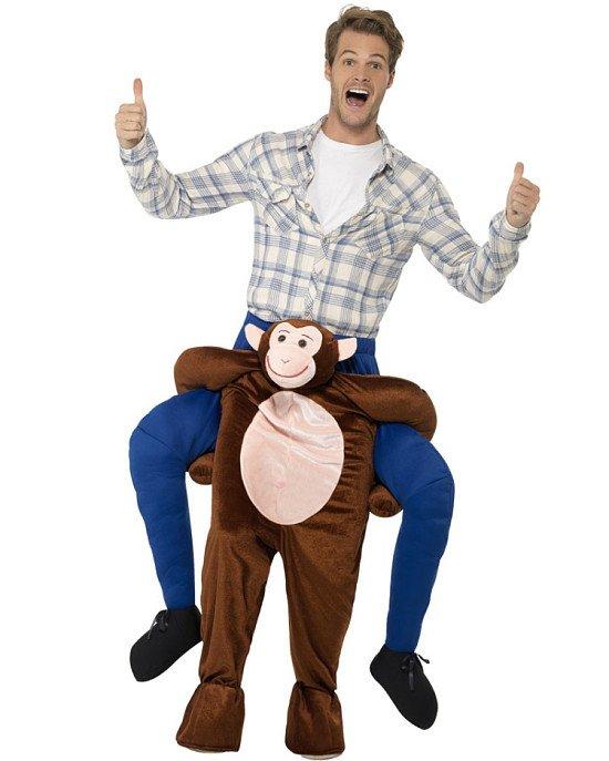 Piggy Back Monkey Costume - £41.00!