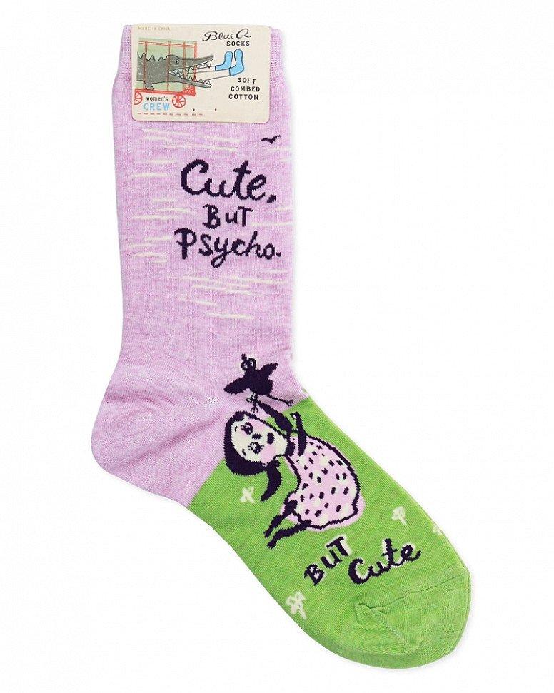 Cute But Psycho Ankle Socks - £9.95!