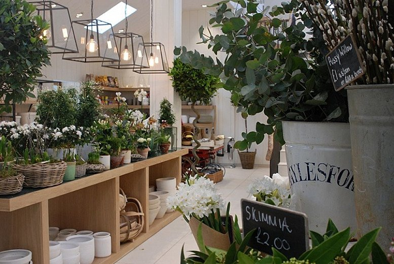 Our home & garden items have been developed exclusively for Daylesford!