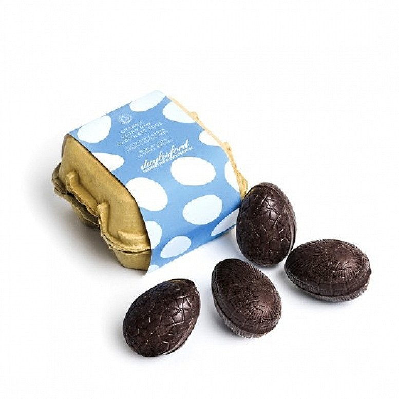 Browse our Easter 2020 Range - Inc. Four organic raw vegan chocolate eggs just £15.00!