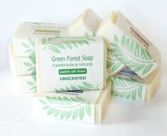 We make natural, handmade, palm oil free, vegan and chemical free soap here in the UK!
