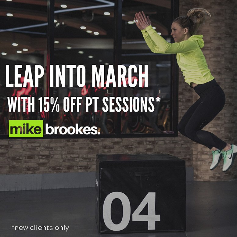 15% Off Manchester Personal Training