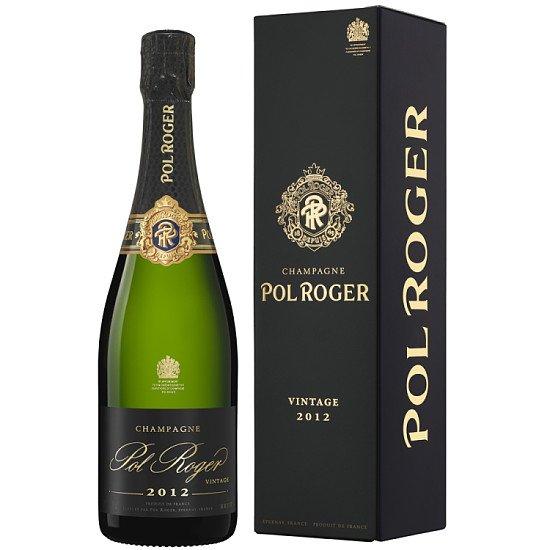 Pol Roger, Champagne Vintage Brut, 2006 - £65.00!