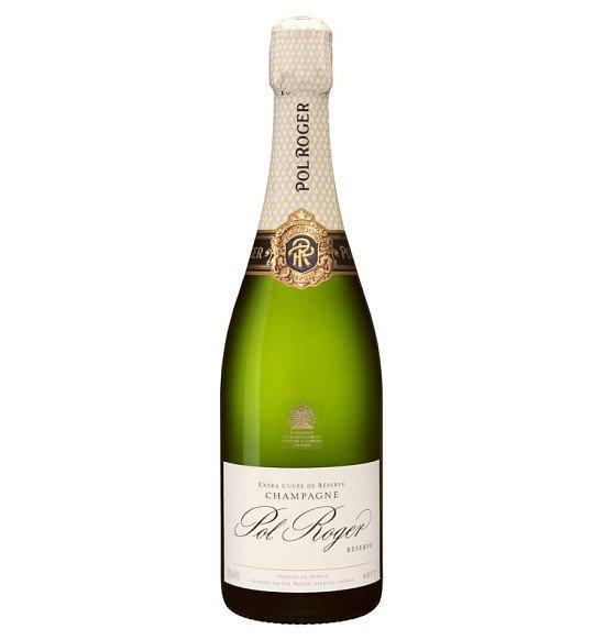 Pol Roger, Champagne Réserve, Brut, NV - £40.95!