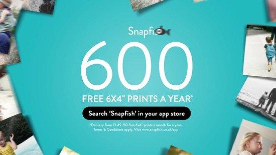 Love taking photos? Print them now & claim your 600 free prints!*