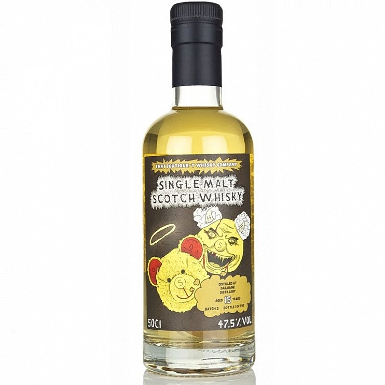SALE - Dailuaine 15 Year Old Single Malt Whisky Batch 2 50CL (That Boutique-y Whisky Company)