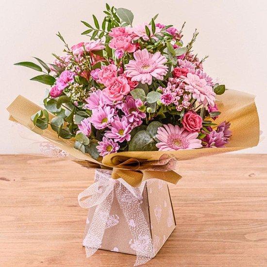 Summer Flowers - Jade Bunch: £38.00!