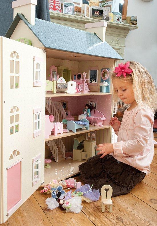 Cherry Tree Dolls House - Large