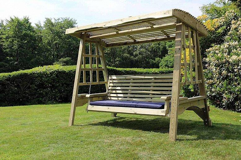 Antoinette Garden Swing – 3-Seater