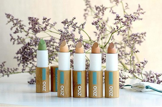 Cruelty free, Natural & Certified Organic Concealer By ZAO: £18.75!
