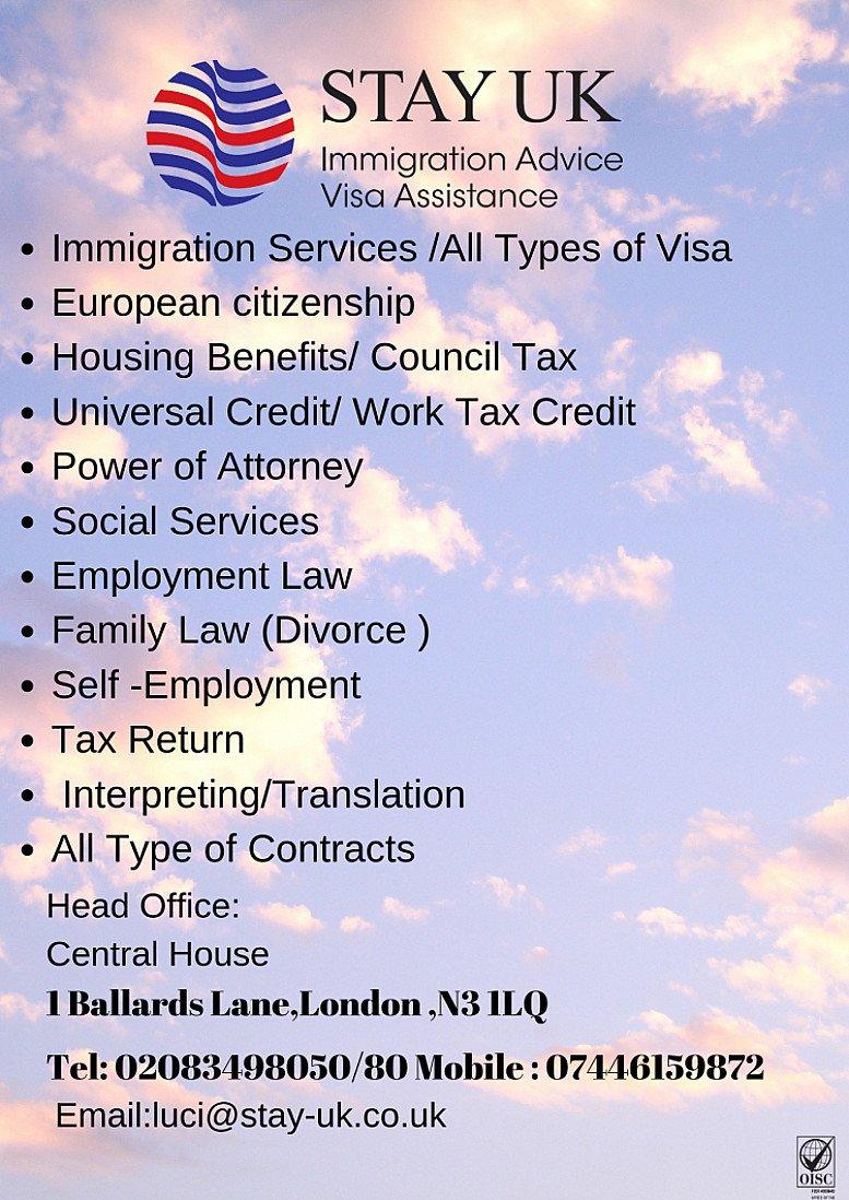 Immigration Consultation