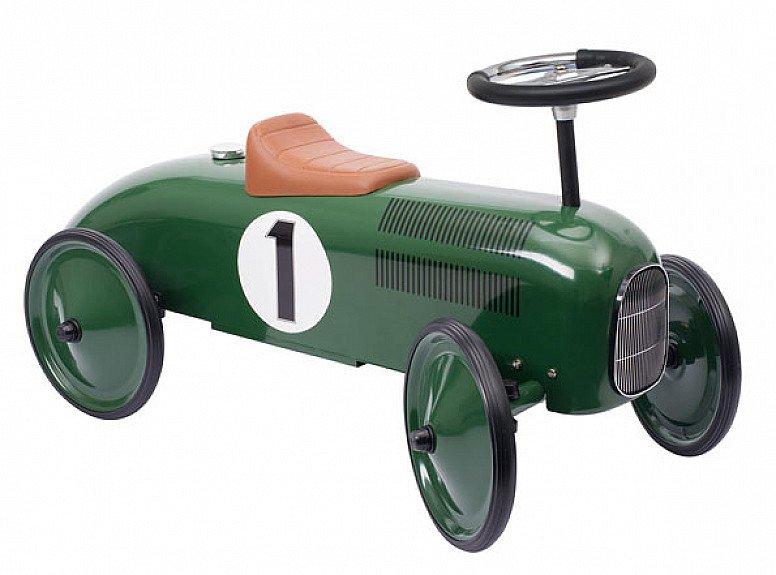 Classic British Racing Green Speedster