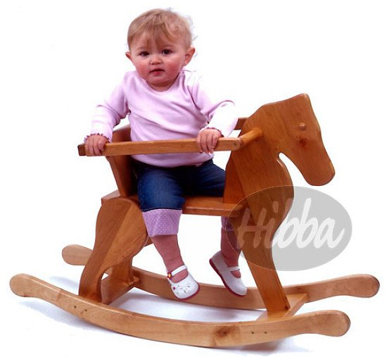 Hibba Junior Rocking Horse