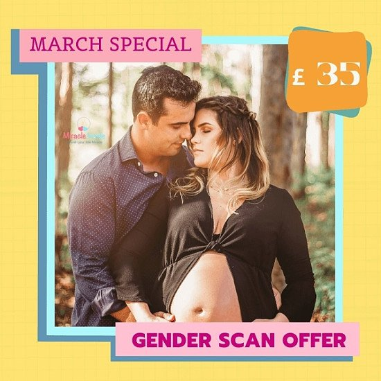 March Baby  Scan offers