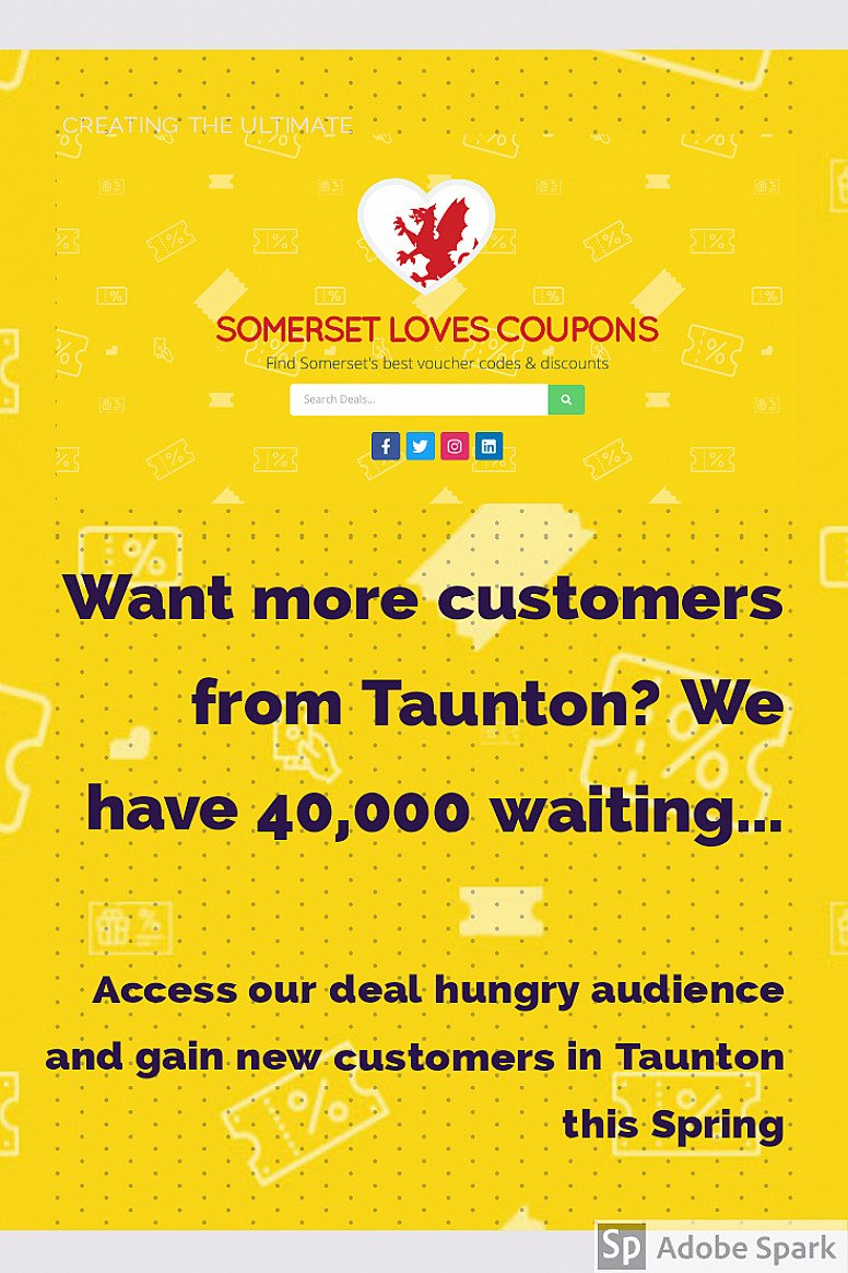 2 Month Marketing Package Taunton Just £375