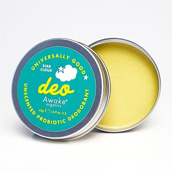 Natural Deodorant Tin – Unscented (Soda Free): £12.00!