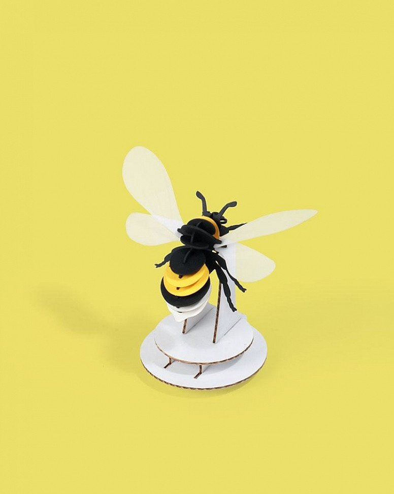 Staying Indoors - 3D Bumble Bee Puzzle: £12.00