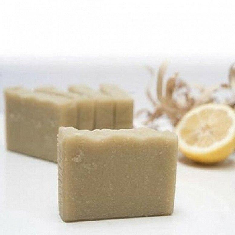 Hygiene Essentials - ANTI-BACTERIAL SOAP - LEMON, EUCALYPTUS & MINT (100G): £4.85!