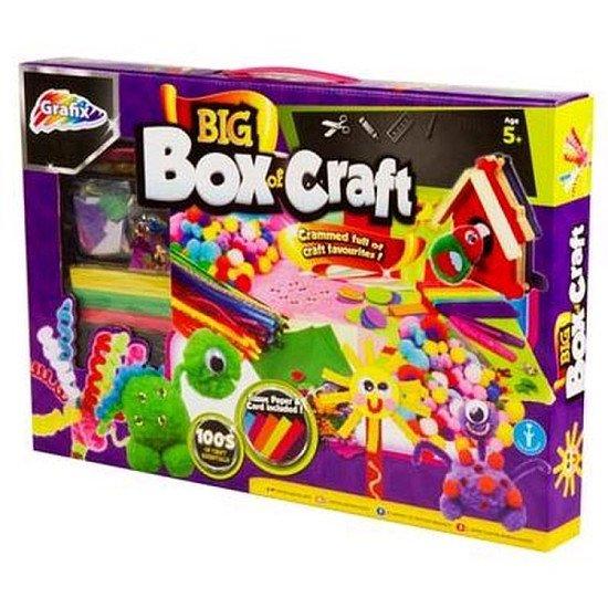 Grafix Big Box of Craft- £3.99