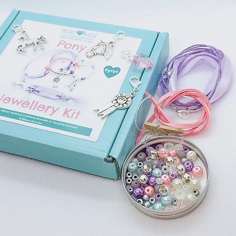 Pony Jewellery Making Kit- £8.00