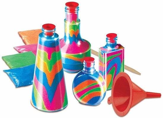 Bottle Sand Art - £2.99!