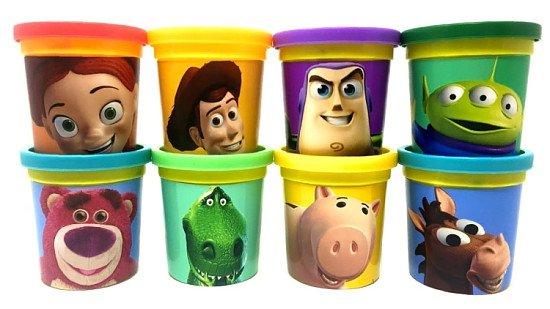 Toy Story Dough Set by Disney Pixar - £5.99!