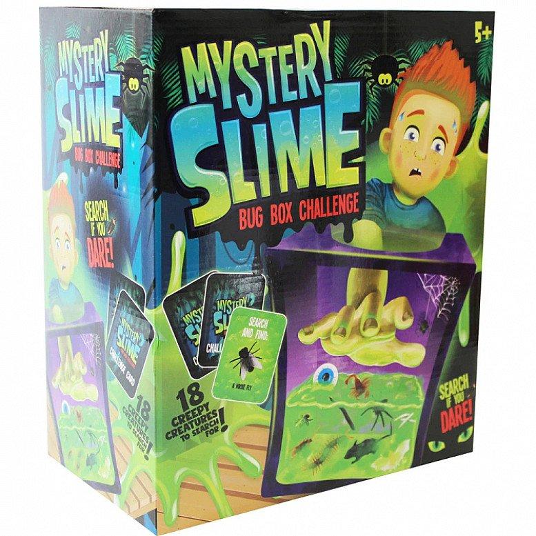 SAVE- Mystery Slime Bug Box Challenge