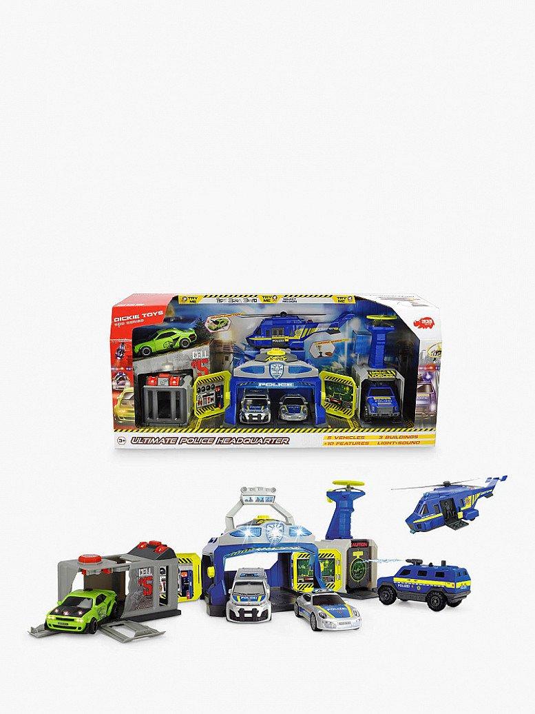 SAVE- Dickie Toys Utlimate Police Headquarters