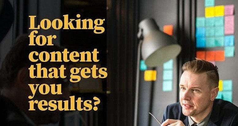 B2B Marketers : Looking for content that gets you results