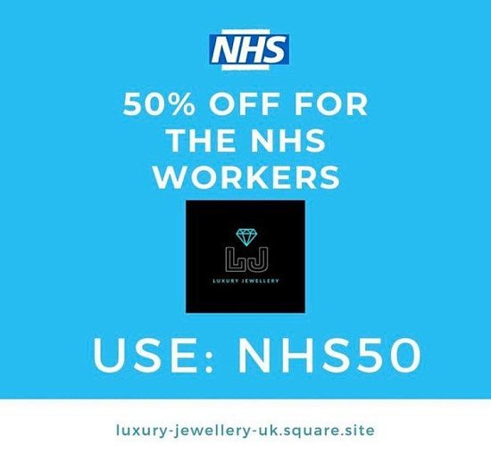 Discount For NHS Workers | 50% OFF