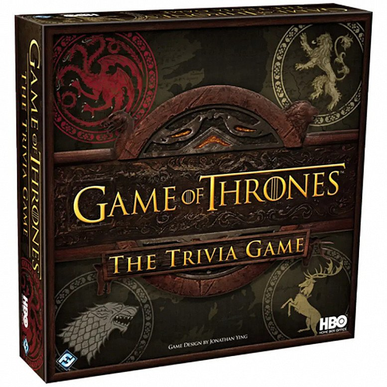 SAVE- Game of Thrones The Trivia Game