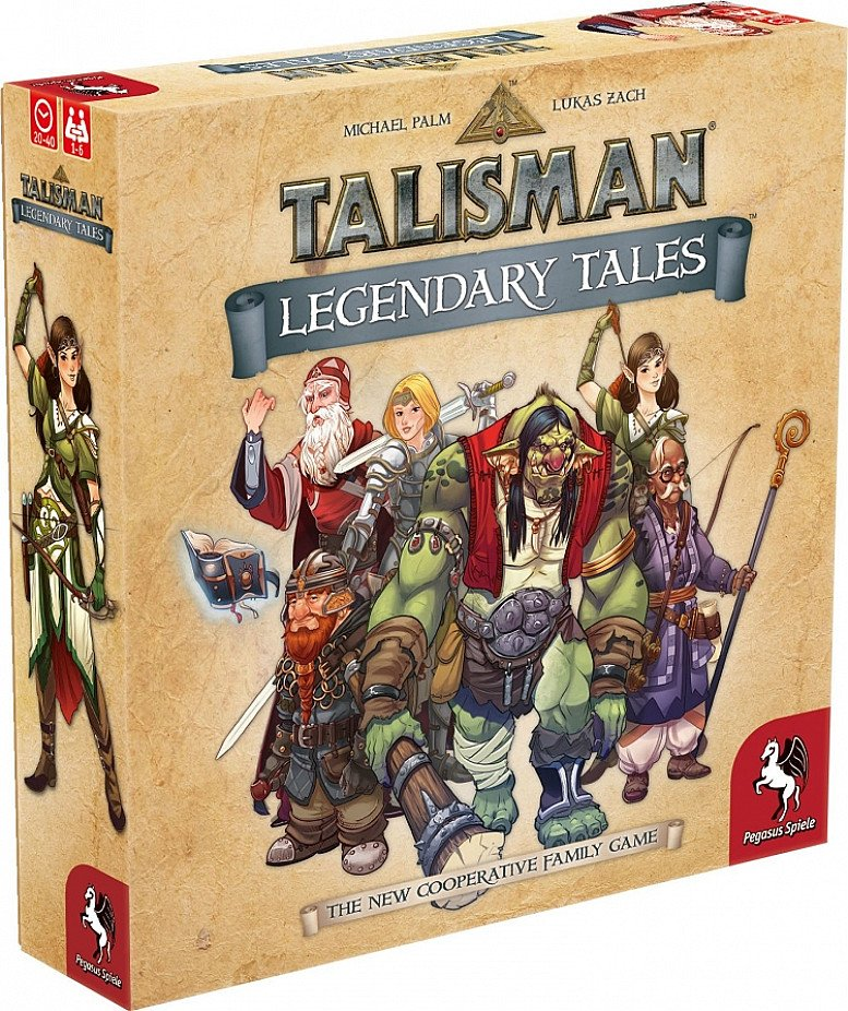 SAVE- TALISMAN – LEGENDARY TALES