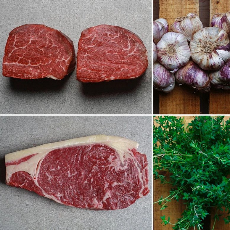 STEAK BOX – NATIVE BREED - £42.00
