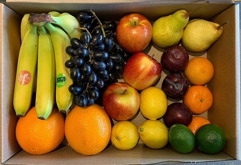 FRUIT BOX - £18.00