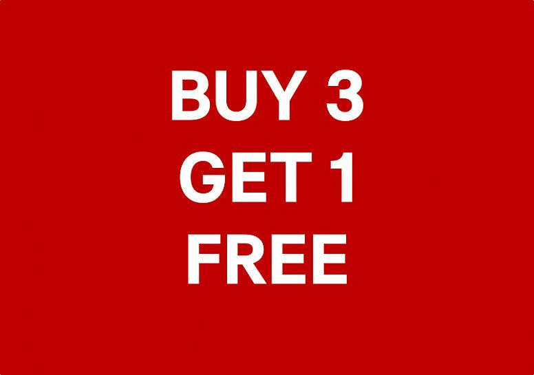 Book 3 walks get the 4th free