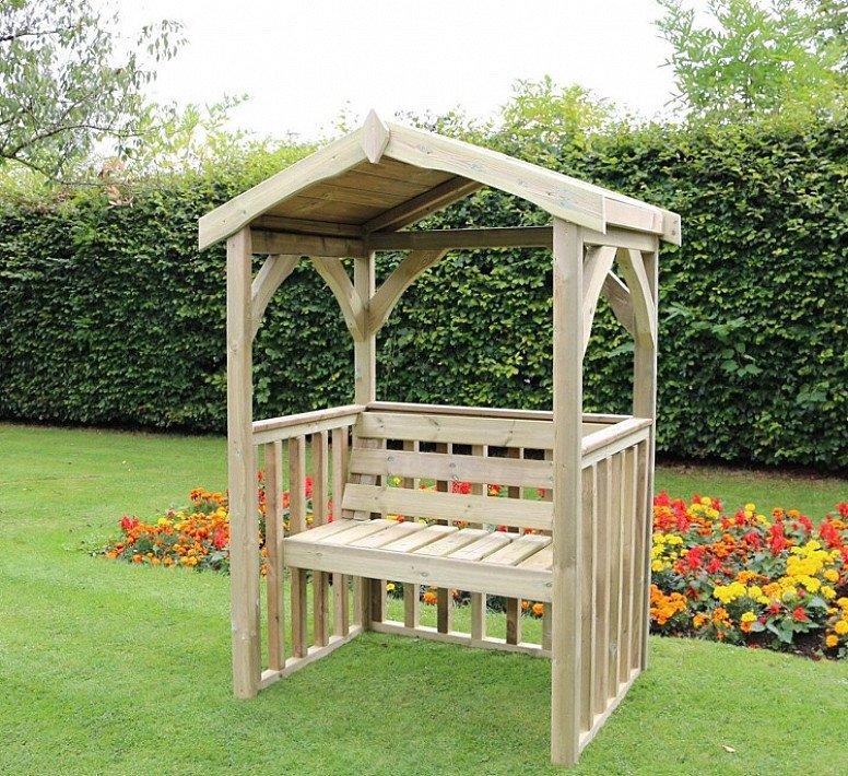 Anastasia Garden Arbour – 2 Seater