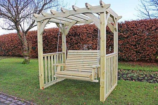 Ophelia 2 Seater Garden Swing