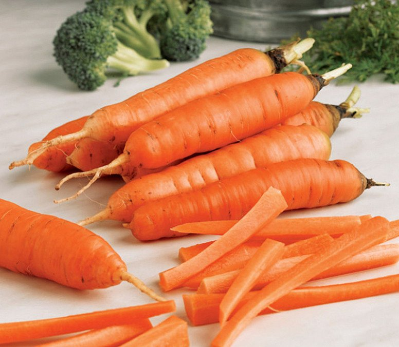 Carrot Seeds - Early Nantes 5 - £1.49