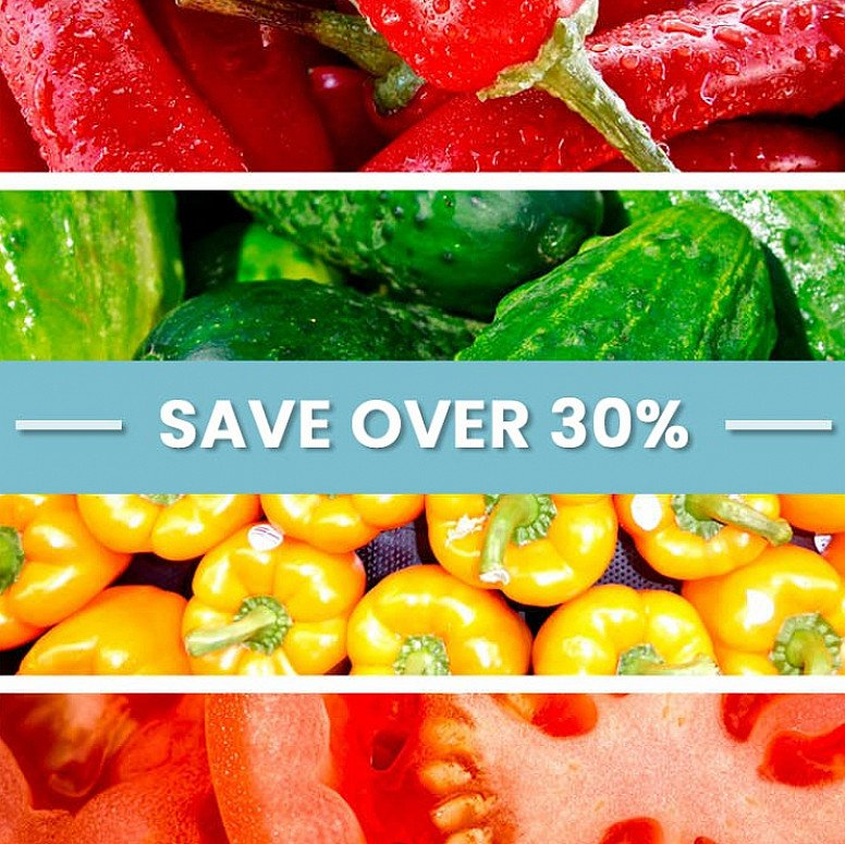 SAVE- Vegetable Grafted Plants - Lucky Dip