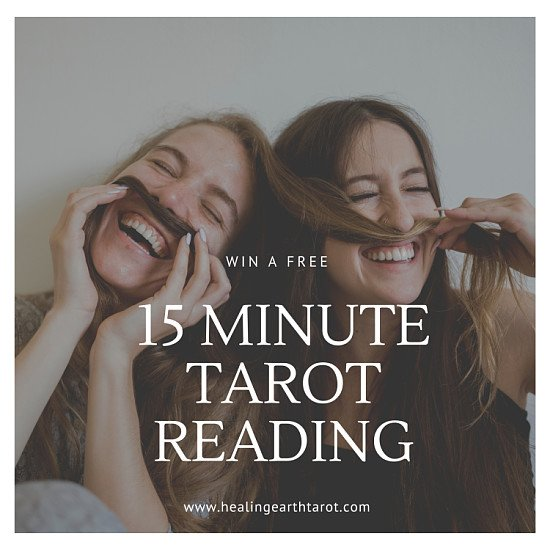 Win a 15 Minutes Tarot Reading