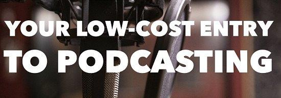 Podcast Production for Just £49