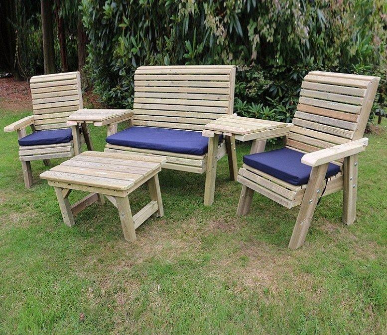 Ergonomical Multi Set 4 Seater Furniture – ES107